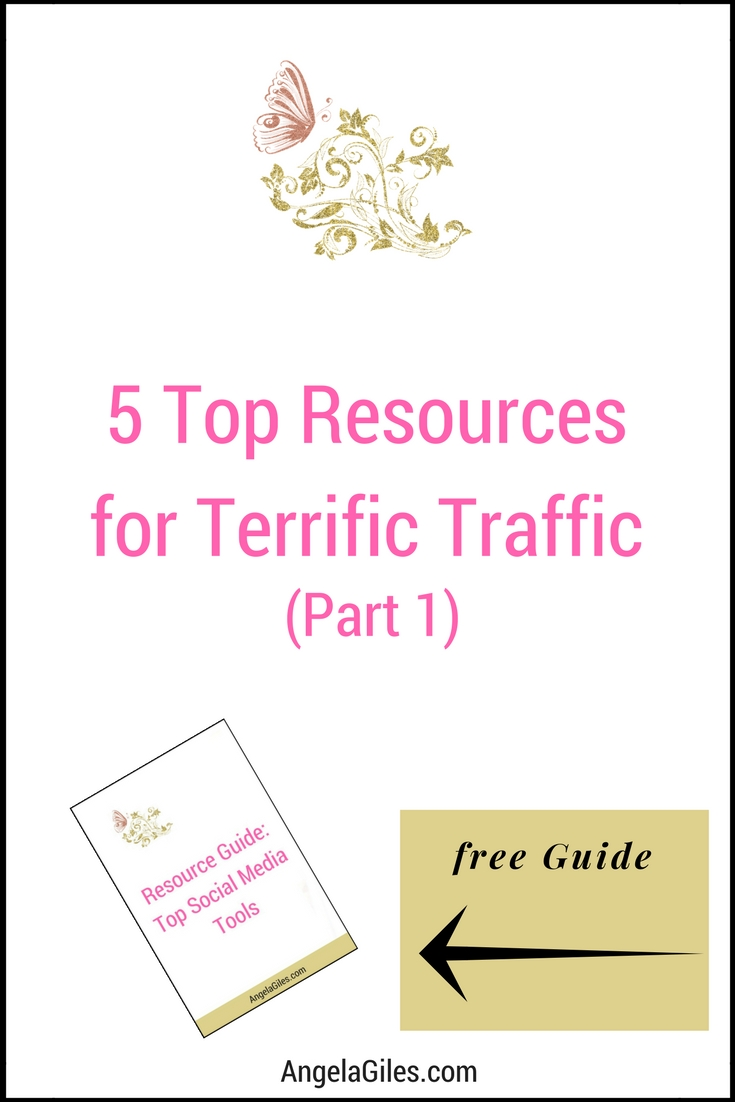 5 Top Resources For Terrific Traffic