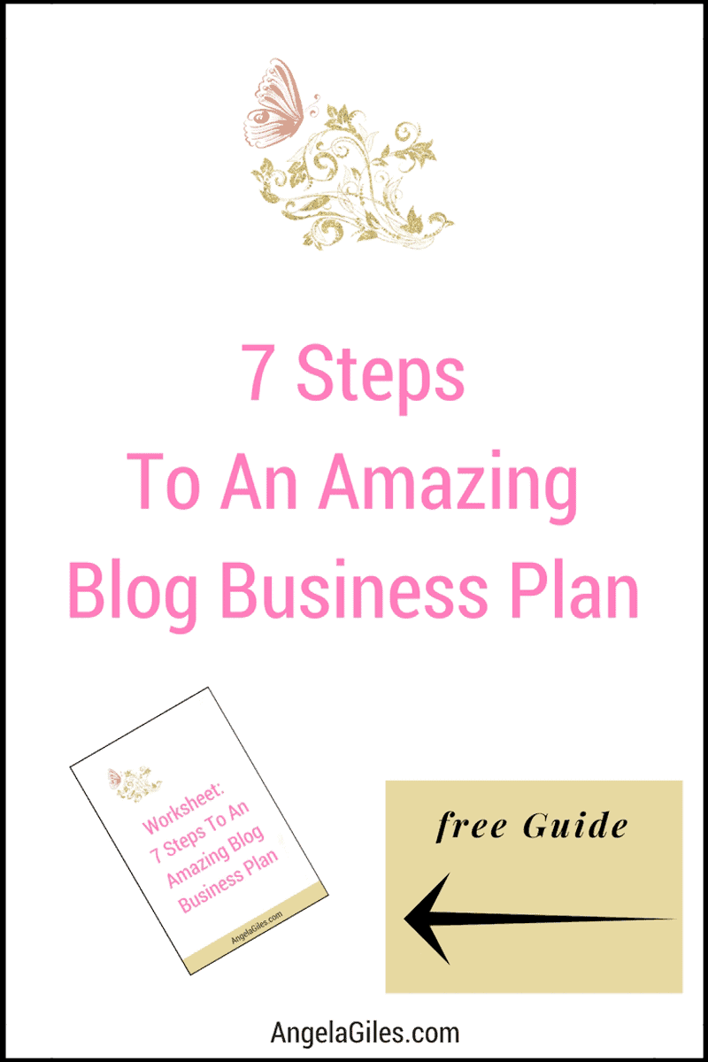 Blogging Business Plans 101