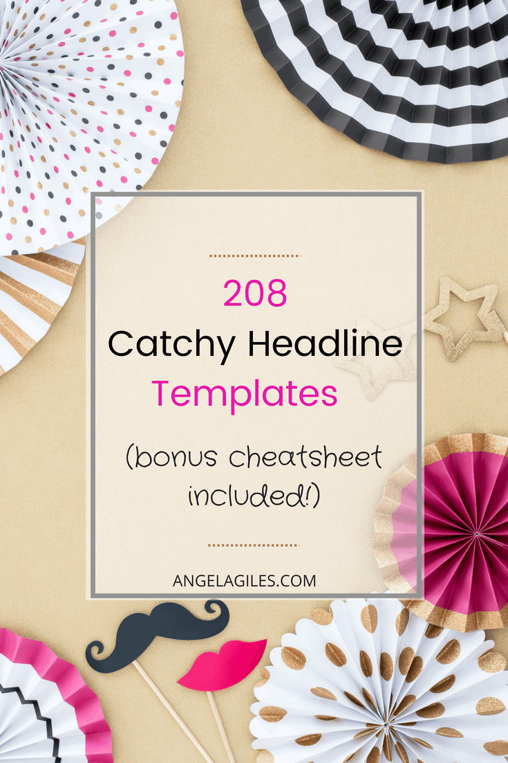 Want the secret, highest converting, catchy headlines & attention blog title templates in the blogging industry? Swipe ours today! catchy headlines, catchy event names, catchy headings, catchy headlines, catchy headline examples, catchy marketing words, catchy titles, #catchyheadlines, #catchytitles