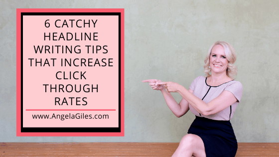 6 Catchy Headline Writing Tips That Increase Click Through Rates