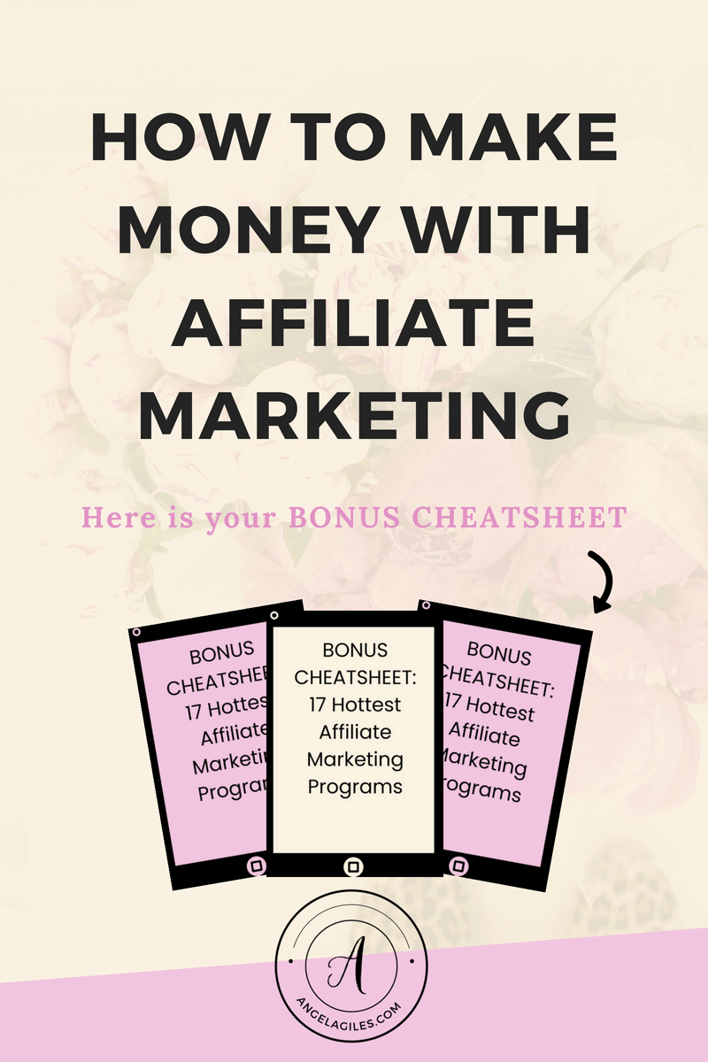 "Interested in trying affiliate marketing for your blog? Do you wonder if it's just way too hard or maybe even a complete waste of time? Then, this post is for you!  We cover how to become an affiliate marketer the right way!  Click through to download our free checklist ""The hottest 17 affiliate programs for bloggers.""  #affiliatemarketinblog, #affiliatemarketingguide, #freeaffiliateprograms, #howtoaffiliatemarketing, #howtobecomeanaffiliatemarketer, #howtomakemoneyaffiliatemarketing,"