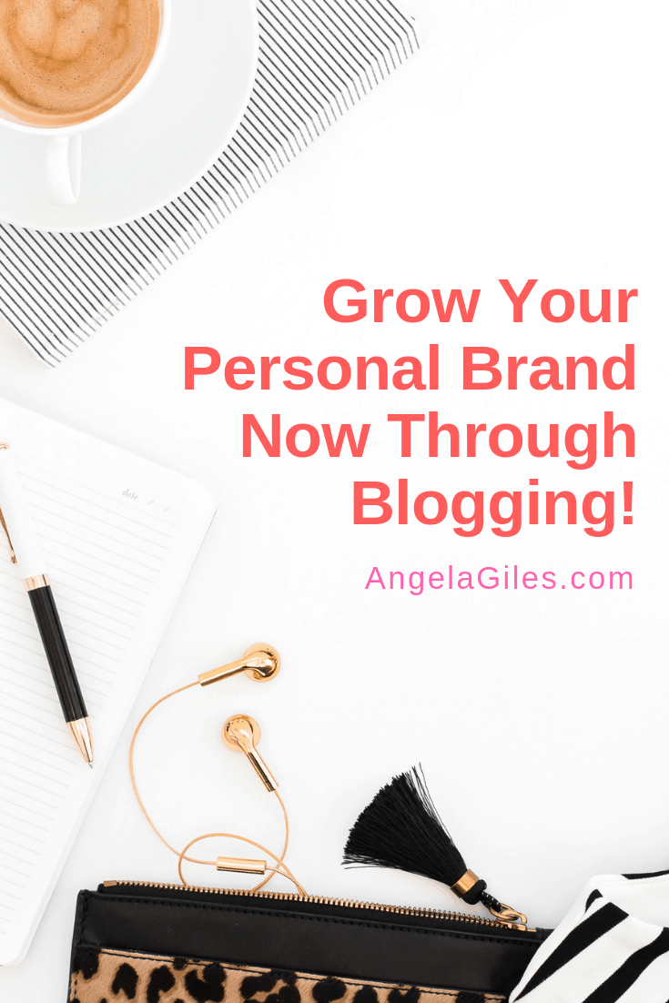 5 Steps to Grow Your Brand Through Personal Blogging