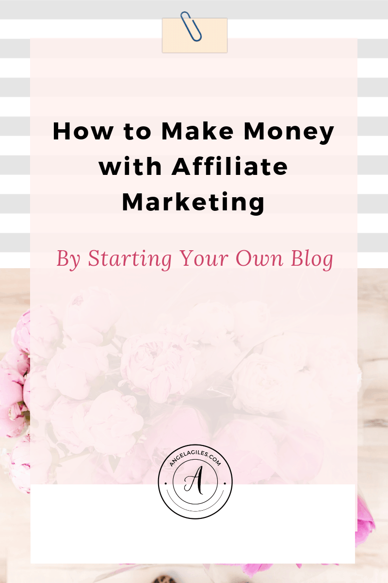 "Interested in learning how to make money with affiliate marketing by starting your blog? Do you wonder if you can make money with an affiliate marketing blog? Then, this post is for you! We cover everything affiliate marketing! Click through to download our free checklist ""The hottest 17 affiliate programs for bloggers."" #affiliatemarketingblog, #affiliatemarketingguide, #freeaffiliateprograms, #howtoaffiliatemarketing, #howtobecomeanaffiliatemarketer, #howtomakemoneyaffiliatemarketing"