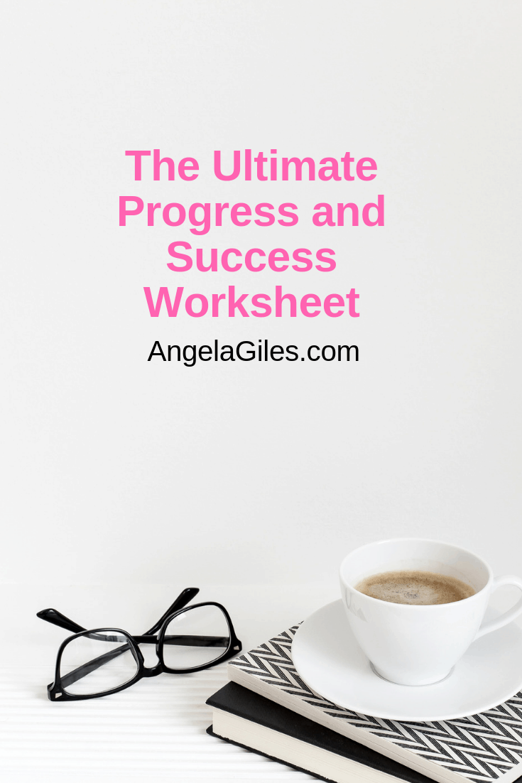 """Is your QUEST FOR PERFECTION holding you back from having your best life? Progress not perfection is the key to living a fulfilling life!  When you progress towards goals with these top 17 life hacks your life will be forever changed! Plus download, our free cheatsheet """"The Ultimate Progress and Success Worksheet"""" to track your life progress!  #goodhabitstohave, #howtobeproductive, #lifeprogress, #makeprogress, #productivethingstodo, #progressnotperfection, #progresstowards"""