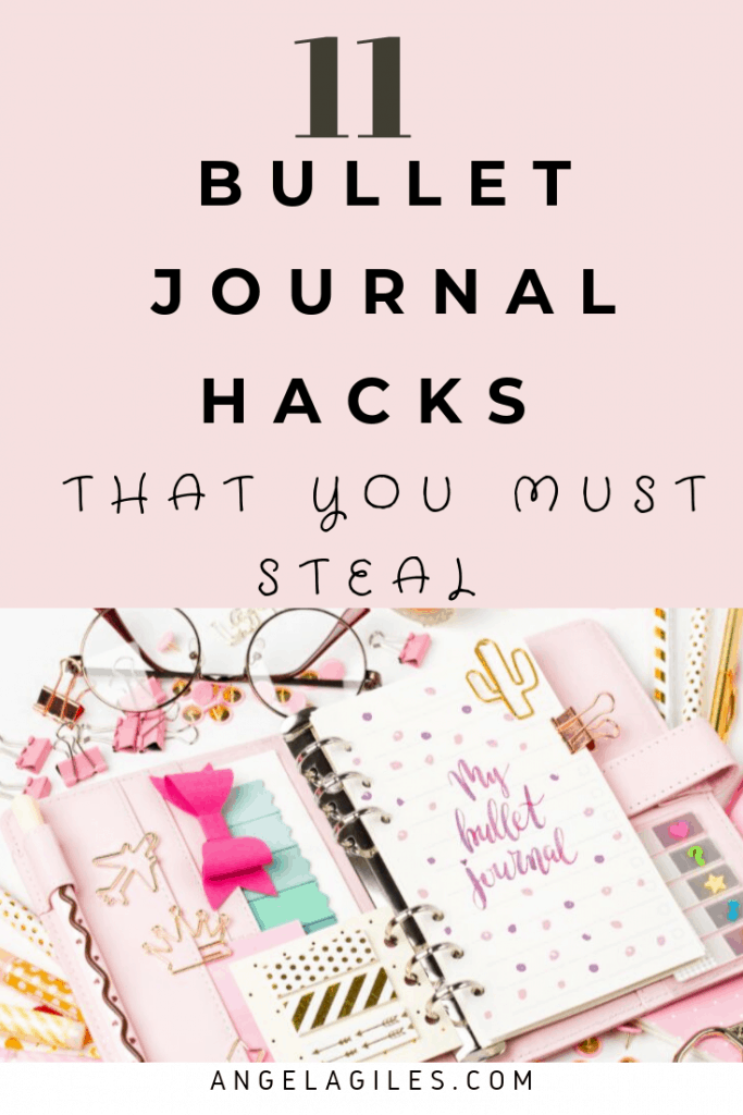 Bullet-Journal-hacks-101
