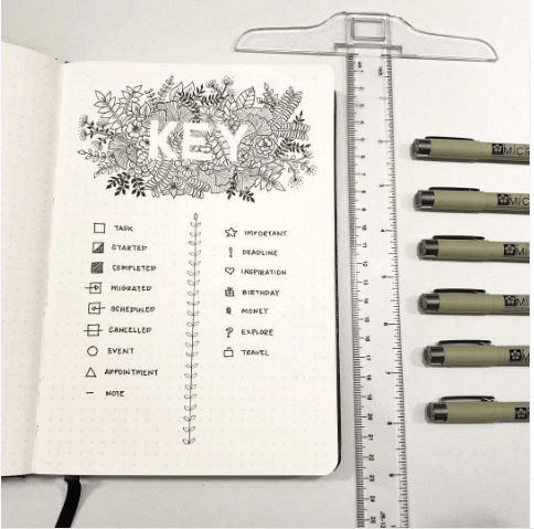bullet-journal-key-401