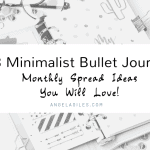 minimalist-bullet-journal-monthly-spread-twitter