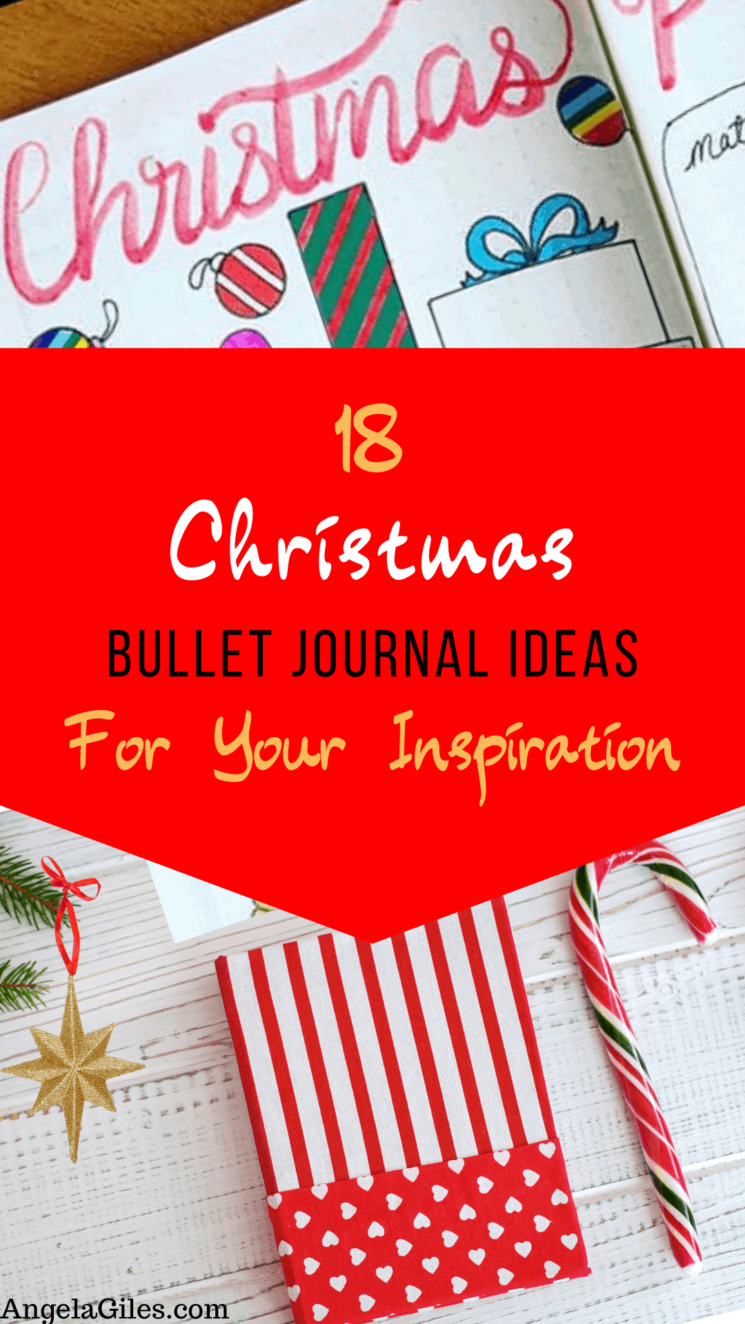 18 Christmas Bullet Journal Ideas For Your Inspiration.