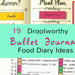19-droolworthy-bullet-journal-food-diary-ideas-twitter
