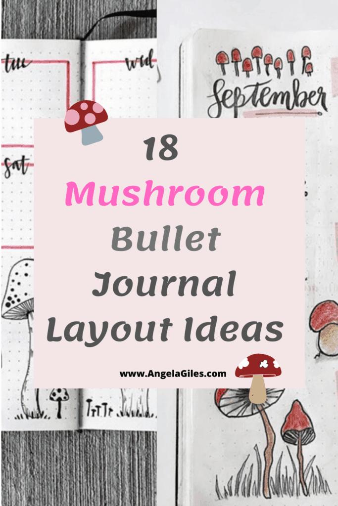 mushroom-bullet-journal