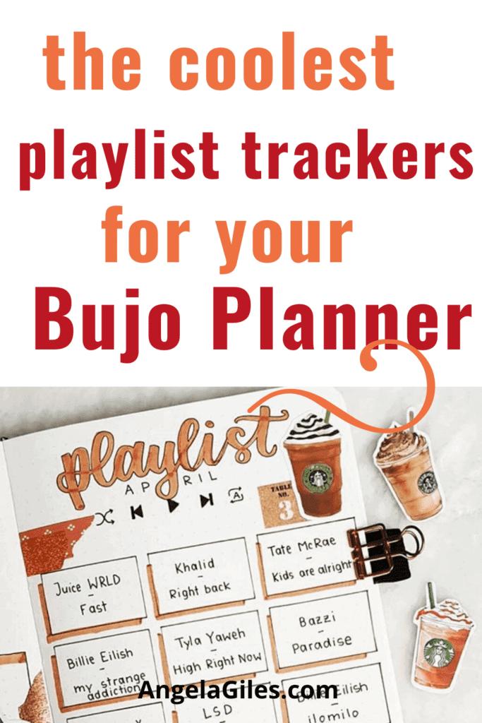 bullet-journal-playlist-trackers