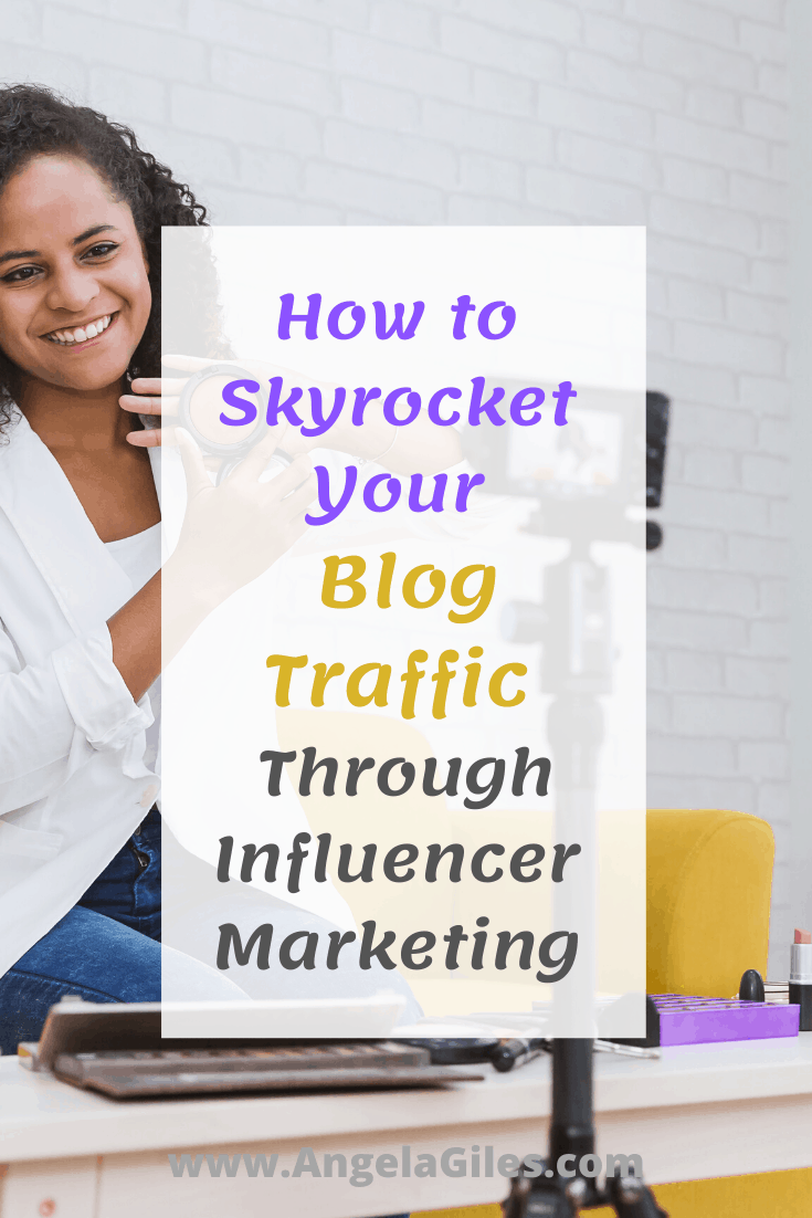 The right influencer marketing tools can help you skyrocket your blog traffic! Check out the 7 best ways to grow blog traffic with influencer marketing campaigns.