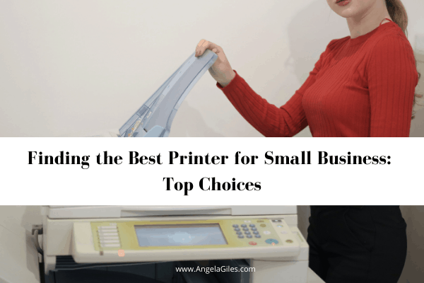 Finding the Best Printer for Small Business: Top 8 Choices