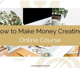 How to make money creating online courses
